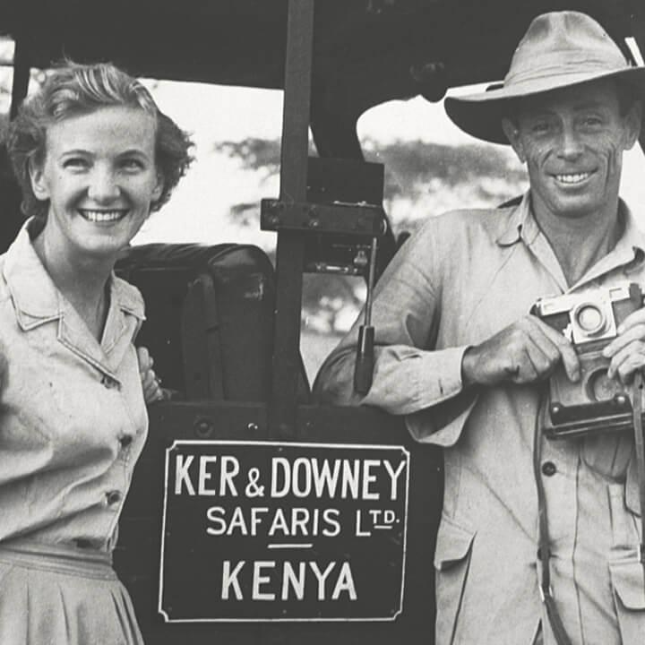 Africa Born Ker & Downey