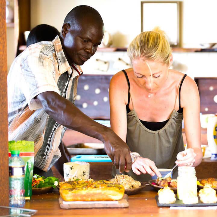 Africa Born Safari Style Luxury Private Camping Cuisine