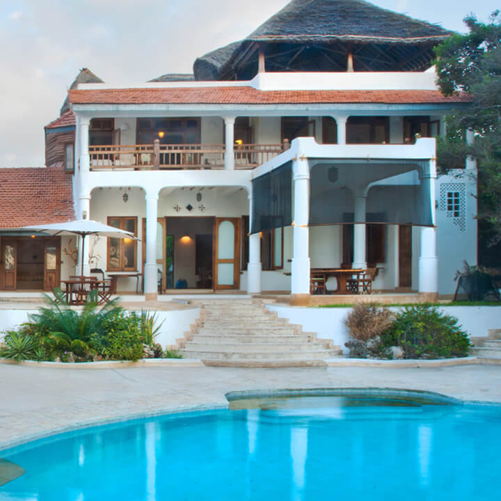 Private Beach Villas