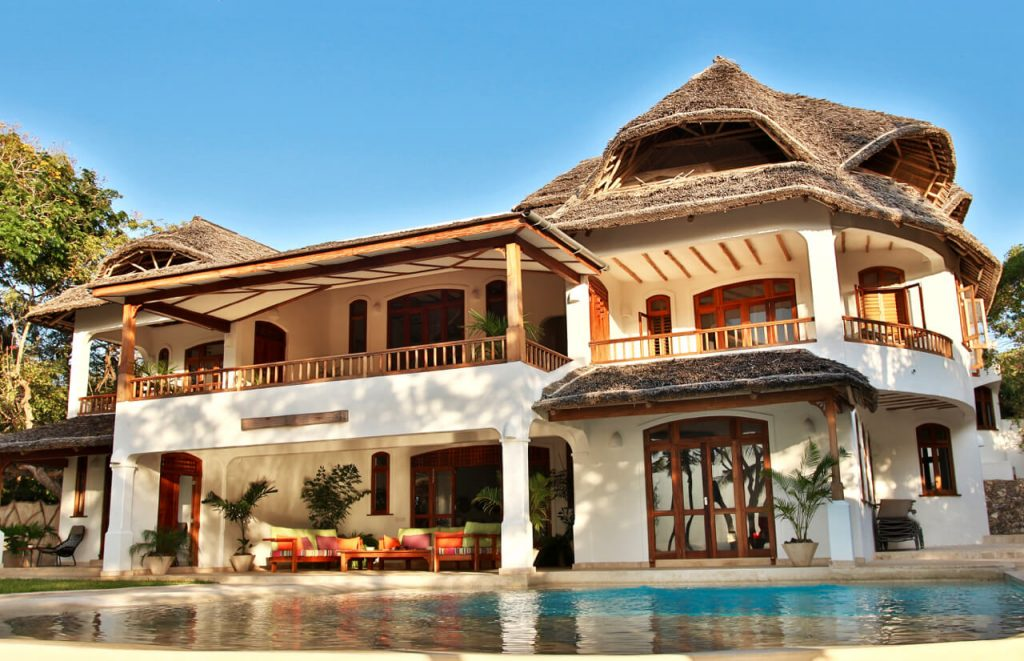 Africa Born Private Villa