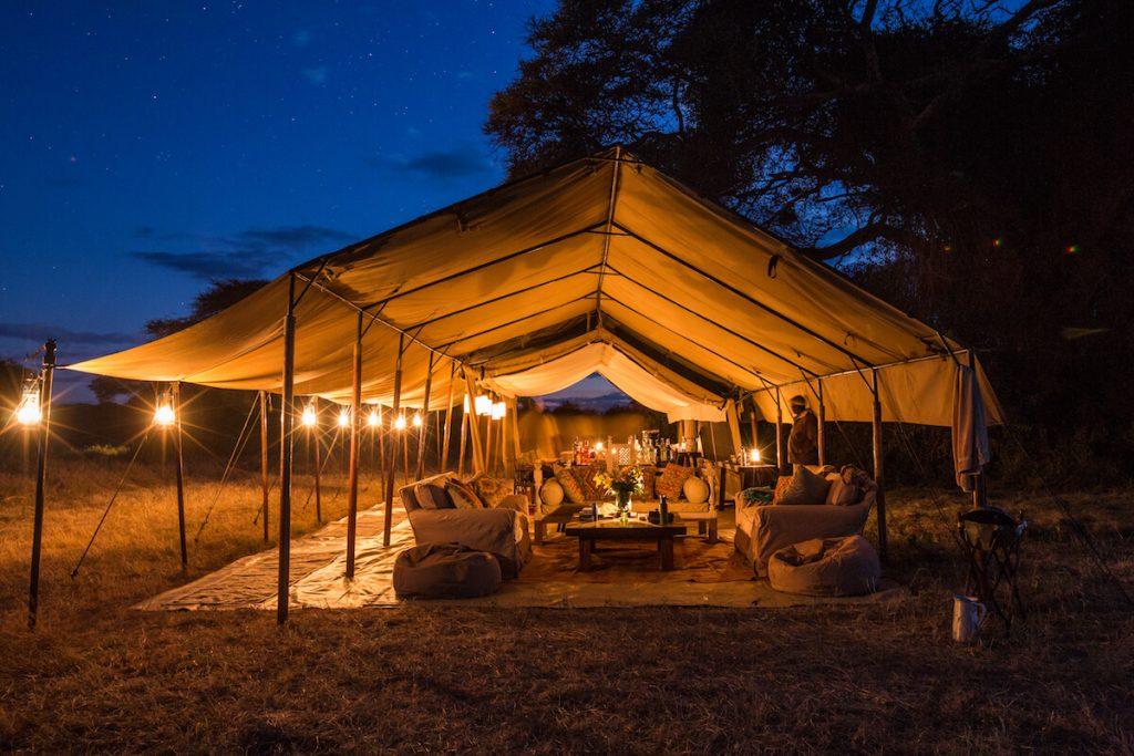 Africa Born Private Mobile Camp